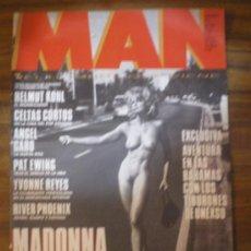 Libros: SUPLEMENTO MAN Nº 61 – NOV 92 – MADONNA LAS FOTOS MAS PROVOCADORAS. Lote 10766236