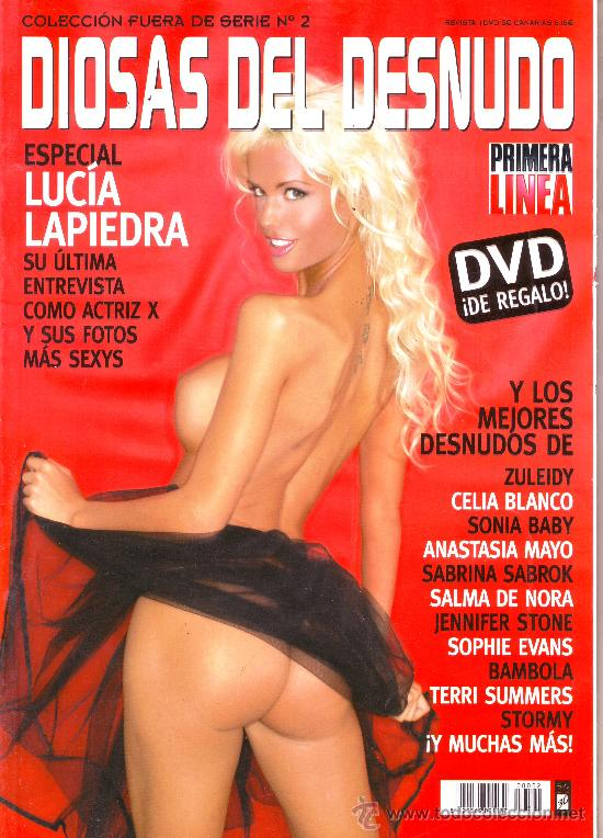 Diosas Del Desnudo Especial Lucia Lapiedracel Sold Through