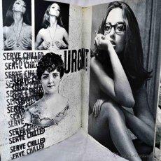 Libros: FOTOGRAFIAS..SAM HASKINS..NOVEMBER GIRL..FOTOGRAFIA EROTICA GRAN TAMAÑO..1967..MUY BUEN ESTADO. Lote 41514543