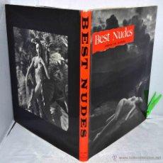 Libros: DESNUDOS FEMENINOS.ANDRÉ DE DIENES.BEST NUDES..FOTOGRAFIA EROTICA GRAN TAMAÑO..1967..MUY BUEN ESTADO. Lote 41577501