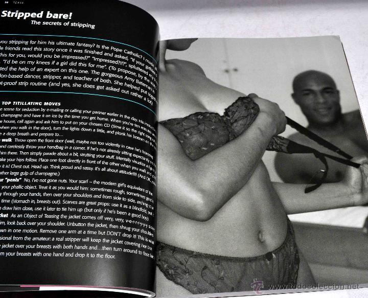Libros: SUPER EXPERTO EN SEXO EN SIETE PASOS..SUPERSEX POR TRACEY COX..EDITORIAL DK. GRAN BRETAÑA 2002..GOOD - Foto 5 - 49079238