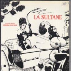 Libros: LA SULTANE, DOMINIQUE SAINT-MARC. DELTA PLUS 1992. SADO BONDAGE S/M. Lote 91387805