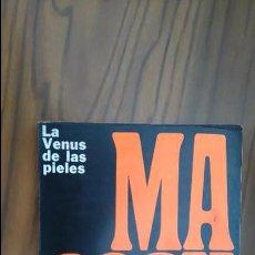 Libros: LA VENUS DE LAS PIELES. MASOCH. RODOLFO ALONSO EDITOR. 1960. 1ª EDICIÓN. Lote 51052645