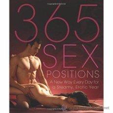 Libros: 365 SEX POSITIONS - EN INGLES ------- (REF-HAMIMENOEN). Lote 53567493