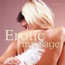 Libros: EROTIC MASSAGE THE ULTIMATE SENSUAL MASSAGE TECHNIQUES FOR LOVERS STEPHEN -(REF-HAMIMENOEN). Lote 53567551