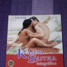 Libros: EL KAMA SUTRA FOTOGRAFICO ------(REF M1 E3). Lote 53754081
