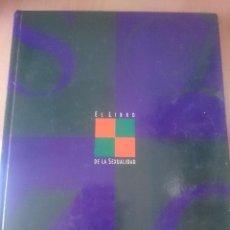 Libros: EL LIBRO DE LA SEXUALIDAD -VER FOTOS -- ED. EL PAIS --REFCAPLEENHAULT. Lote 58376145