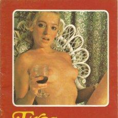 Libros: EROS COCKTAILS – LIBRITO DE CÓCTELES AFRODISÍACOS PARA CADA OCASIÓN - 1978. Lote 117055600