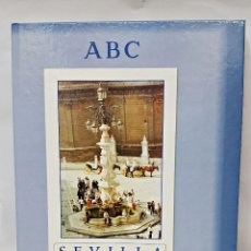 Libros: LIBRO DEL ABC SEVILLA TURISTICA Y CULTURAL.FUENTES Y MONUME..... Lote 70175781