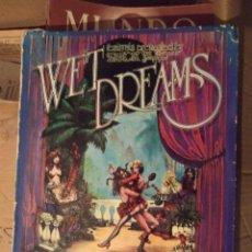Libros: WET DREAMS FILMS AND ADVENTURES - WILLIAM LEVI - 1º FESTIVAL DE CINE X EUROPA - JOY HOLLAND 1973. Lote 71063749