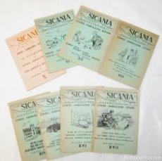 Libros: NOSTRES FAULELLES SICANIA CONTES I NARRACIONS VALENCIA X XI XII XIII XIV XV XVI XVII. Lote 99553427