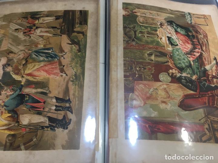 Libros: COLECCION DE 10 LÁMINAS DEL LIBRO EL GRITO DE LA INDEPENDENCIA DE CARLOS MENDOZA. FOLIO - Foto 3 - 107496175