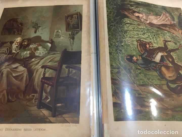 Libros: COLECCION DE 10 LÁMINAS DEL LIBRO EL GRITO DE LA INDEPENDENCIA DE CARLOS MENDOZA. FOLIO - Foto 5 - 107496175