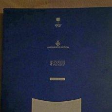 Libros: LIBRO CINEMA DEL MEDITERRANI PROGRAMA 11° MOSTRA DE VALENCIA 1990. Lote 108758951
