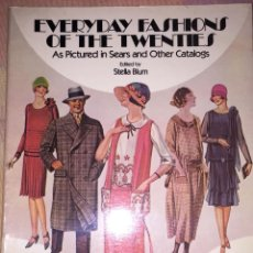 Libros: LIBRO EVERYDAY FASHIONSI OF THE 20'S . Lote 109096459
