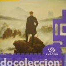 Libros: PABELLON DE LA UTOPIA EXPO 98 LISBOA CATALOGO OFICIAL. Lote 110452635