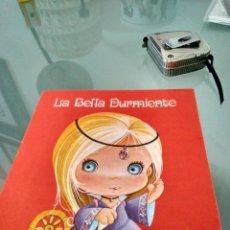 Libros: ANTIGUO CUENTO LA BELLA DURMIENTE EDITORIAL ROMA AÑO 1983. Lote 121023123