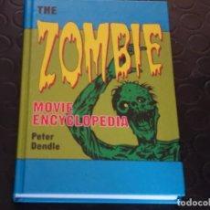 Livros: THE ZOMBIE- MOVIE ENCYCLOPEDIA. Lote 122282895