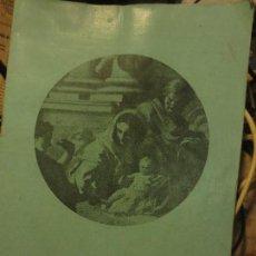 Libros: LA MONTAÑA DE SAN JOSÉ REVISTA Nº 1 1947 BARCELONA SANTUARIO ASILO . Lote 128234859