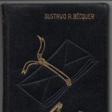 Libros: CARTAS DESDE MI CELDA,II -GUSTAVOL ADOLFO BECQUER,- AÑO 1948,- 130 PAG. MIDE: 12,50 X 9 C.M. BOLSIL. Lote 136173054