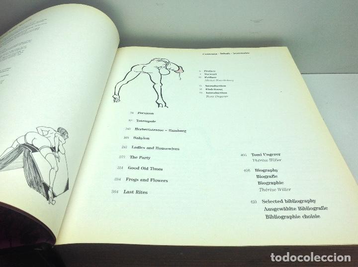 Libros: EROTOSCOPE - THE ART OF TOMI UNGERER - 2001 TASCHEN GMBH - Foto 6 - 141686458