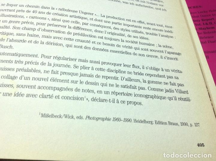 Libros: EROTOSCOPE - THE ART OF TOMI UNGERER - 2001 TASCHEN GMBH - Foto 13 - 141686458