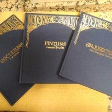 Libros: LOTE LIBROS SOBRE CATALUÑA. Lote 154414746