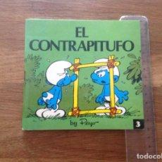Libros: EL CONTRAPITUFO 1 EDICIÓN BRUGUERA . Lote 173050903