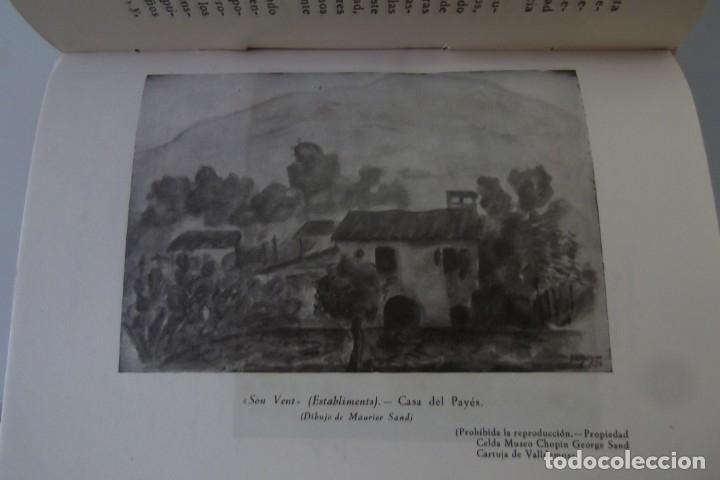 Libros: # GEORGE SAND # UN INVIERNO EN MALLORCA # MCMLI- 1951 # - Foto 5 - 176642580