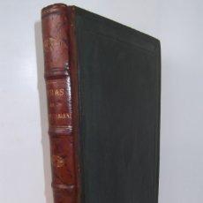 Libros: ¡¡ VIAJES A ITALIA Y AMERICA , + 2 OBRAS F. A. CHATEAUBRIAND . AÑO 1871 !!. Lote 180238446