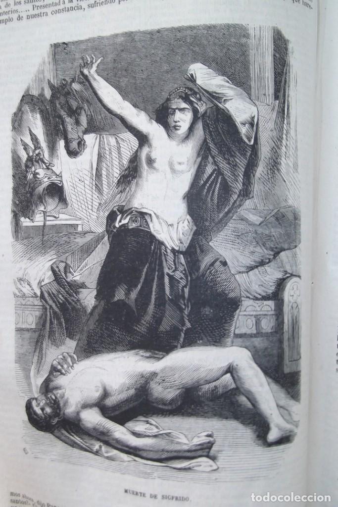 Libros: ¡¡ VIAJES A ITALIA Y AMERICA , + 2 OBRAS F. A. CHATEAUBRIAND . AÑO 1871 !! - Foto 5 - 180238446