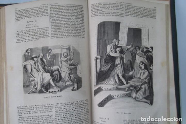 Libros: ¡¡ VIAJES A ITALIA Y AMERICA , + 2 OBRAS F. A. CHATEAUBRIAND . AÑO 1871 !! - Foto 7 - 180238446