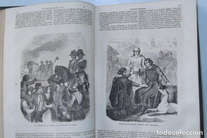 Libros: ¡¡ VIAJES A ITALIA Y AMERICA , + 2 OBRAS F. A. CHATEAUBRIAND . AÑO 1871 !! - Foto 18 - 180238446