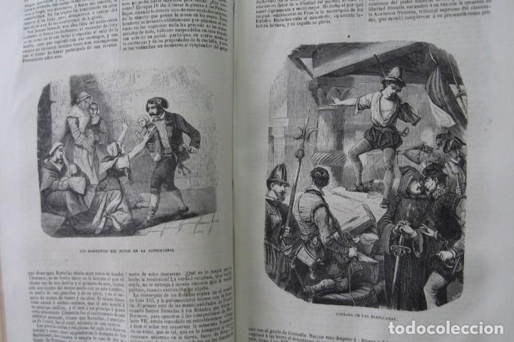 Libros: ¡¡ VIAJES A ITALIA Y AMERICA , + 2 OBRAS F. A. CHATEAUBRIAND . AÑO 1871 !! - Foto 19 - 180238446