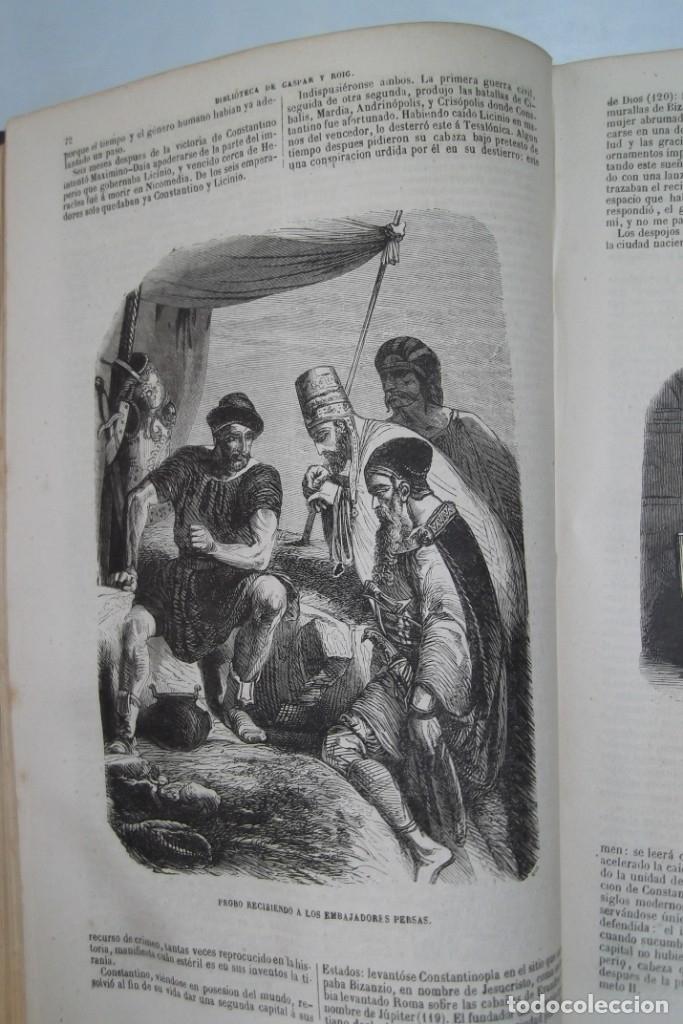 Libros: ¡¡ VIAJES A ITALIA Y AMERICA , + 2 OBRAS F. A. CHATEAUBRIAND . AÑO 1871 !! - Foto 20 - 180238446