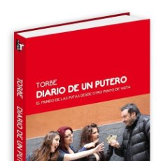 Libros: LIBRO DIARIO DE UN PUTERO DE TORBE. Lote 180459856
