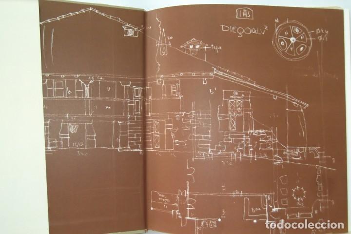 Libros: # EL CAMINO REAL DEL PUERTO LA MESA - VIA ROMANA #COLEGIO DE ARQUITECTOS DE LEON Y ASTURIAS# FIRMADO - Foto 3 - 181113742