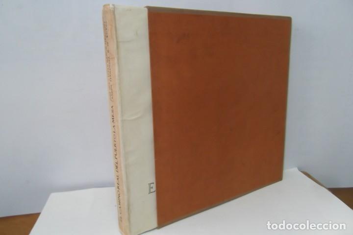 Libros: # EL CAMINO REAL DEL PUERTO LA MESA - VIA ROMANA #COLEGIO DE ARQUITECTOS DE LEON Y ASTURIAS# FIRMADO - Foto 10 - 181113742