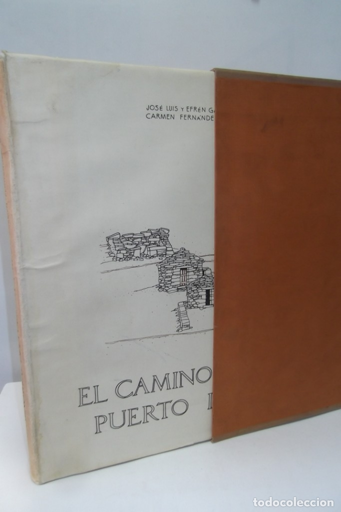 Libros: # EL CAMINO REAL DEL PUERTO LA MESA - VIA ROMANA #COLEGIO DE ARQUITECTOS DE LEON Y ASTURIAS# FIRMADO - Foto 12 - 181113742