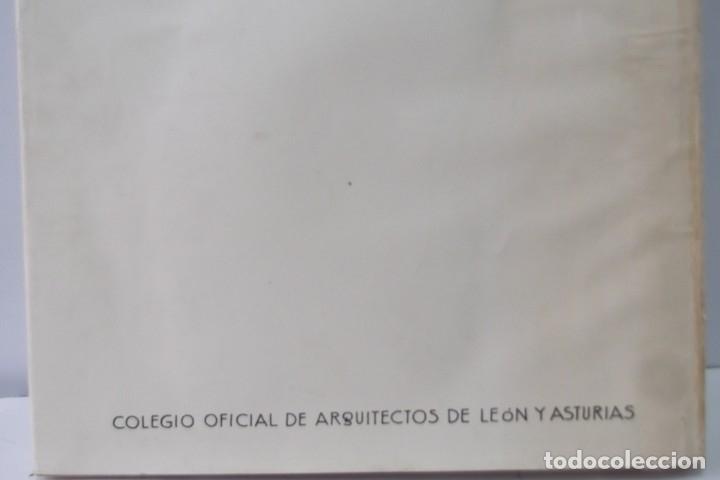 Libros: # EL CAMINO REAL DEL PUERTO LA MESA - VIA ROMANA #COLEGIO DE ARQUITECTOS DE LEON Y ASTURIAS# FIRMADO - Foto 14 - 181113742