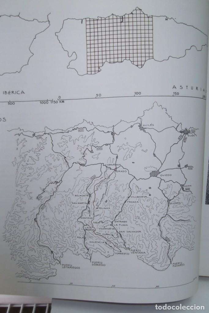 Libros: # EL CAMINO REAL DEL PUERTO LA MESA - VIA ROMANA #COLEGIO DE ARQUITECTOS DE LEON Y ASTURIAS# FIRMADO - Foto 18 - 181113742