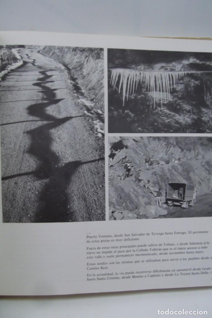 Libros: # EL CAMINO REAL DEL PUERTO LA MESA - VIA ROMANA #COLEGIO DE ARQUITECTOS DE LEON Y ASTURIAS# FIRMADO - Foto 19 - 181113742