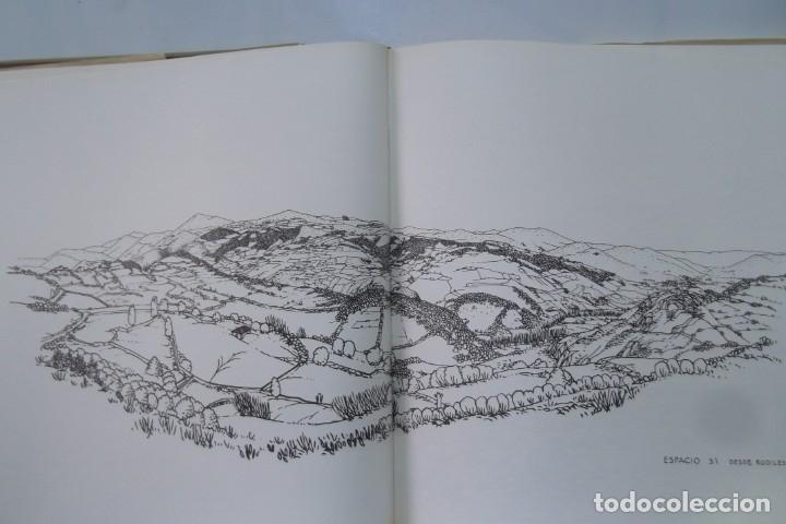 Libros: # EL CAMINO REAL DEL PUERTO LA MESA - VIA ROMANA #COLEGIO DE ARQUITECTOS DE LEON Y ASTURIAS# FIRMADO - Foto 30 - 181113742