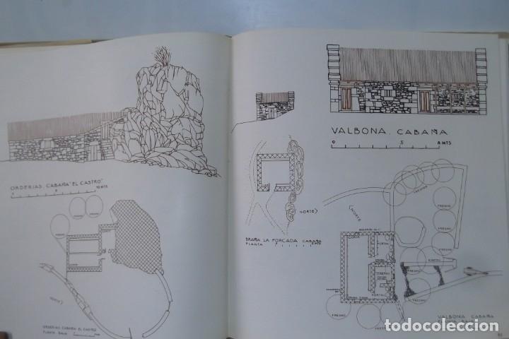 Libros: # EL CAMINO REAL DEL PUERTO LA MESA - VIA ROMANA #COLEGIO DE ARQUITECTOS DE LEON Y ASTURIAS# FIRMADO - Foto 35 - 181113742