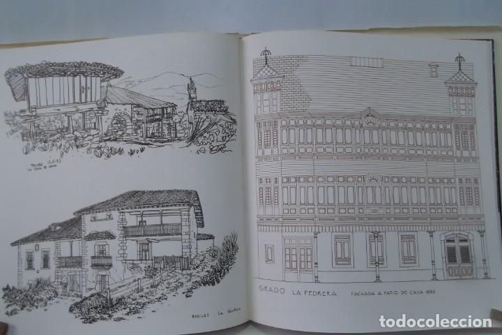 Libros: # EL CAMINO REAL DEL PUERTO LA MESA - VIA ROMANA #COLEGIO DE ARQUITECTOS DE LEON Y ASTURIAS# FIRMADO - Foto 46 - 181113742