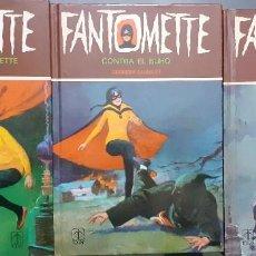 Libros: LIBROS FANTOMETTE. COLECCIÓN JUVENIL. Lote 196369685