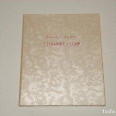 Libros: CHAMBRE CLOSE BETTINA RHEIMS DE LUXE EDITION. Lote 201818820
