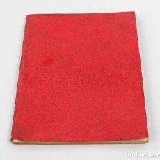 Libros: EROTISMO - PEQUEÑA AUTOPUBLICACIÓN 1950'S. 9X12 CM. CON 23 FOTOGRAFÍAS, SIN TEXTO.. Lote 210278903