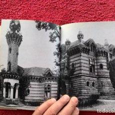 Libros: 1965. RARO, NUEVA VISIÓN DE GAUDI. EDICIONES LA POLIGRAFA. E. CASANELLES. BARCELONA. Lote 219150178