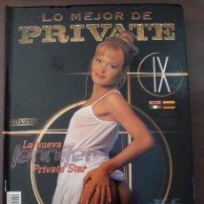 Libros: LIBRO LO MEJOR DE PRIVATE VOLUMEN IX. Lote 219299443